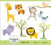 Clip Art  Animal C...