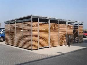 Unterstand Für Mülltonnen : modulare universalumhausungen f r viele einsatzgebiete ~ Lizthompson.info Haus und Dekorationen