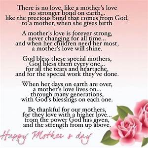 """A Mother's love 