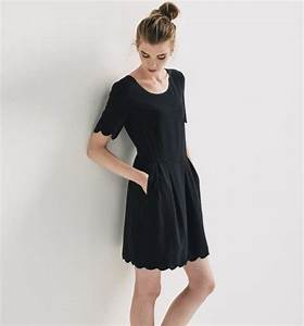 la petite robe noire trop choupette robe retro femme a With robe retro noire