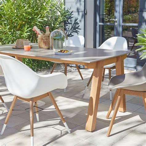 leroy merlin chaise de jardin salon de jardin table et chaise mobilier de jardin