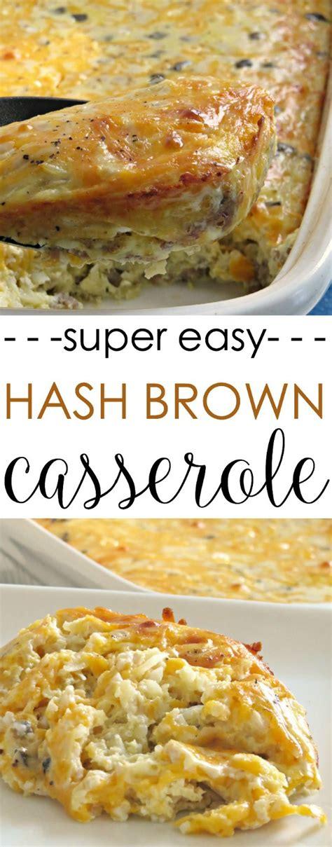 make breakfast casserole this easy breakfast casserole is a crowd pleasing favorite written reality