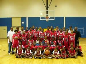 Kids Basketball Team