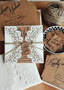 best 25 burlap card ideas on pinterest burlap ribbon With rustic wedding invitations near me