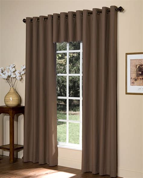 Grommet Curtains by Sterling Lined Grommet Top Curtains Pretty Windows