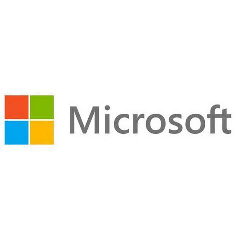 Microsoft Font and Microsoft Logo