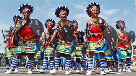 Five South African Traditions We Celebrate Greyhound Busses