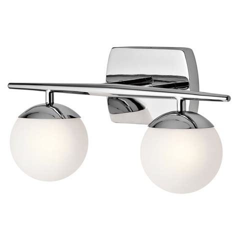 kl jasper2bath jasper ip44 led bathroom wall light in
