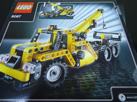 technic truck 8067 technic tow truck alternate 1 hobbylane