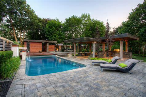 landscape pools toronto pool landscaping vaughan landscaping pool pool landscaping pinterest pool