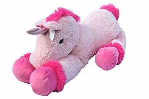 Riesen Einhorn Stofftier : xxl einhorn pl schtier ca 110 cm gro e kuscheltier rosa pink stofftier 1 einhorn ~ Eleganceandgraceweddings.com Haus und Dekorationen