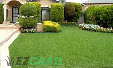 artificial grass front yard robyn archer