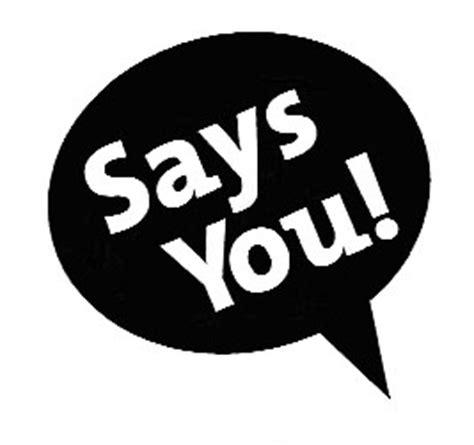 Says You | WEKU