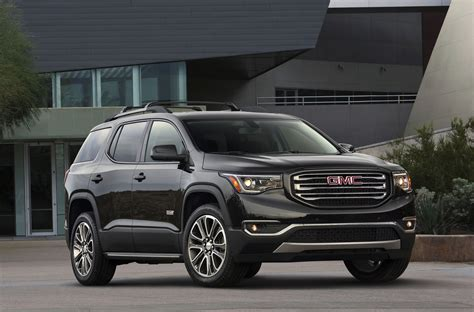 2018 Gmc Acadia Quality Review  The Car Connection