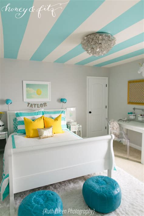 Client Room Reveal Taylor's Surprise Tween Room