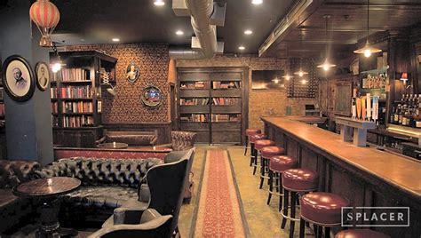 speakeasy prohibition style bar lounge  york ny