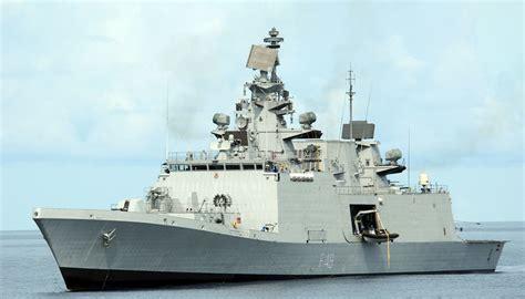 INS Satpura (F48), Indian Shivalik Class 17A Stealth ...