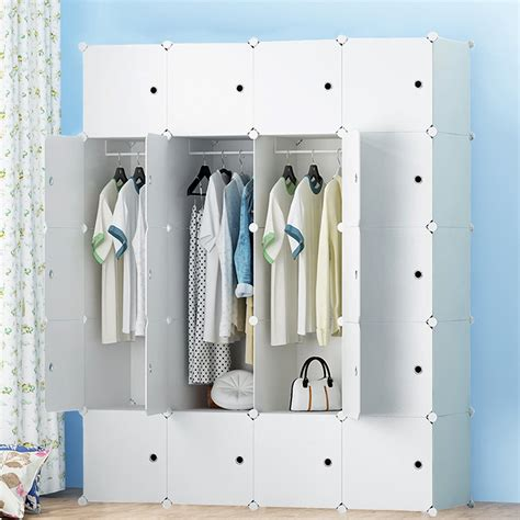 Wardrobe For Hanging Clothes by Premag Portable Wardrobe For Hanging Clothes Combination