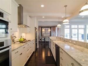 white galley kitchen design ideas - The Unique Galley ...