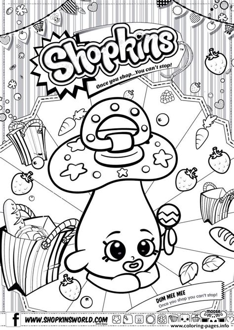shopkins coloring pages  diy craft ideas gardening