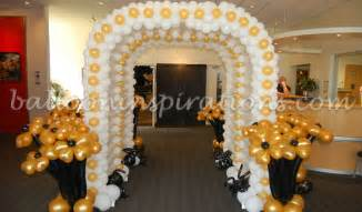 wedding arch london black and gold party decorations party favors ideas