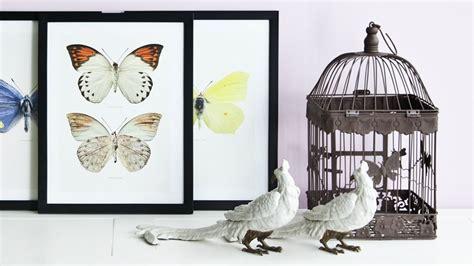 Gabbie Per Uccelli Decorative Gabbiette Decorative Il Gusto Reinventare Shabby