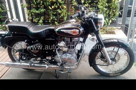 Royal Enfield Bullet 350 2019 by Royal Enfield Bullet 350 Gets 1 Channel Abs Price List