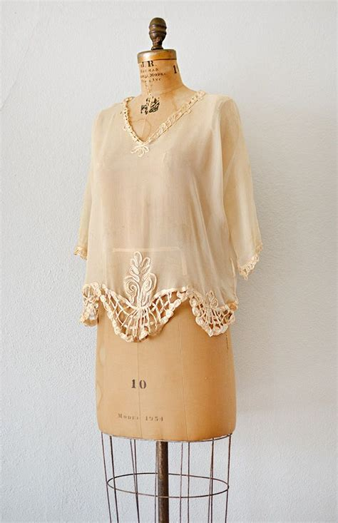 18 Best Images About Fashion 1920s Tops On Pinterest
