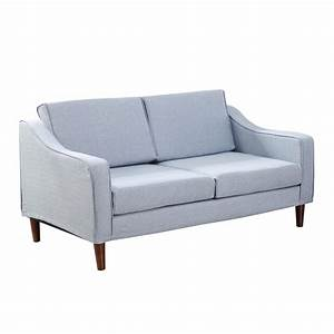 homcom two seat sofa signature collection furniture With home goods furniture sofas
