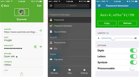 best password manager for iphone best password manager apps for iphone and imore