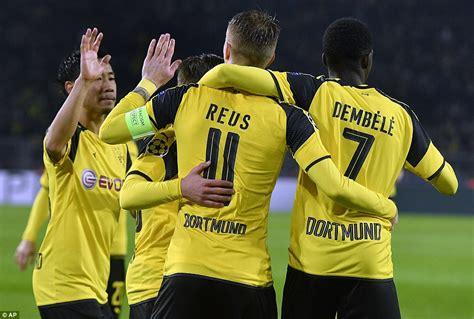 Borussia Dortmund 8-4 Legia Warsaw: Marco Reus and Shinji ...