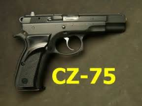 CZ 75 9Mm Pistol Reviews