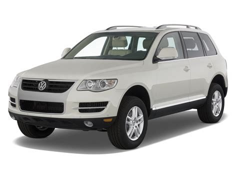 Volkswagen Car : 2008 Volkswagen Touareg 2 Reviews And Rating