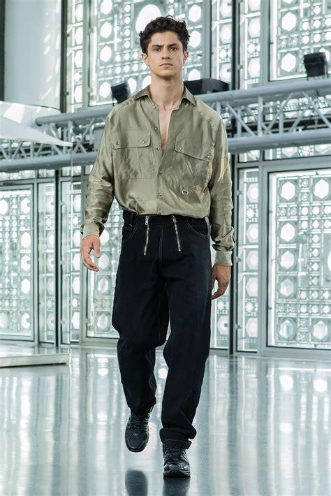 GmbH Spring 2018 Menswear Collection - Vogue