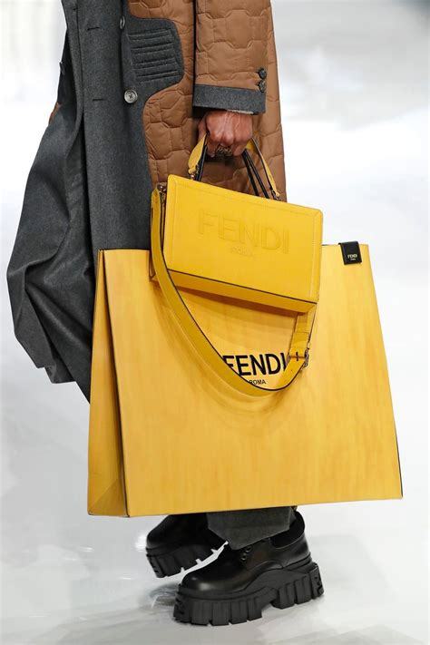 See Every Bag In Fendi's FW20 Men's Collection | HYPEBAE