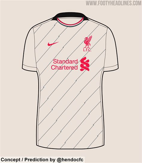 New liverpool away jersey leaves fans bemused over bizarre colour choice. Liverpool 21-22 Home & Away Kit 'Predictions' - First Fakes Floating Around - Footy Headlines
