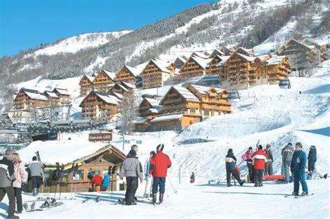 residence odalys le hameau et les chalets de la vall 233 e d or in valloire valmeinier jetair