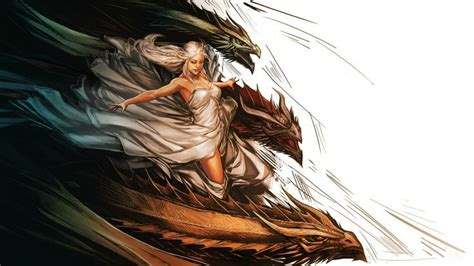 daenerys dragons daenerys targaryen dragon game