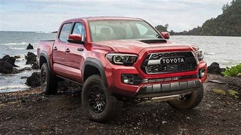 2020 Toyota Tacoma Diesel Trd Pro by 2020 Toyota Tacoma Release Date Price Specs Design