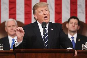 Trump Address: President Lays Out Bold Agenda With Softer ...