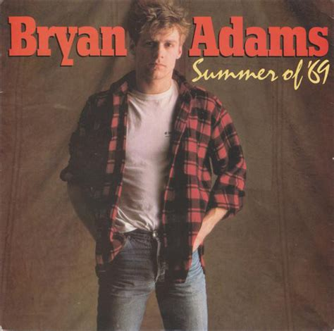 Bryan Adams  Summer Of '69 (vinyl) At Discogs