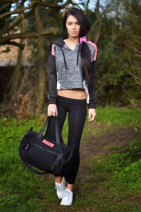 bershka start moving active wear review lydia elise millen