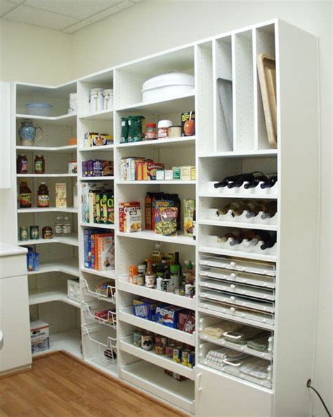 kitchen pantry shelf ideas 47 cool kitchen pantry design ideas shelterness