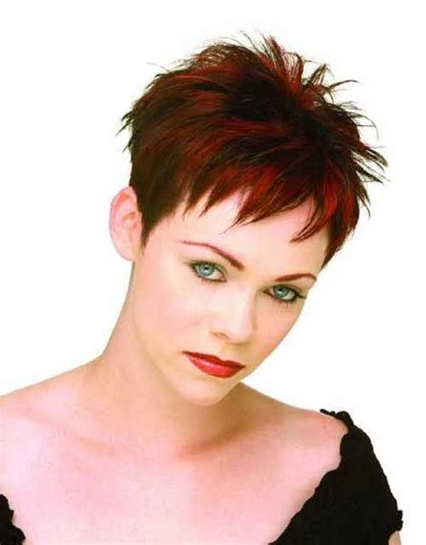 Cropped Pixie Hairstyle by Spiky Pixie Hairstyle Ideas Haircuts And