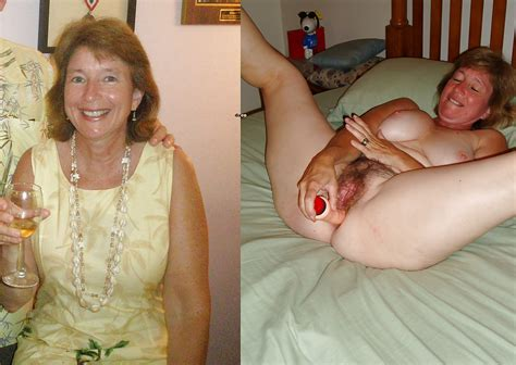Mature Clothed Naked Pics