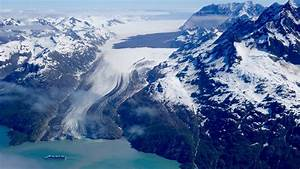 As Glaciers Melt In Alaska  Landslides Follow