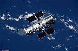 Hubble Space Telescope celebrates 25th birthday with ...