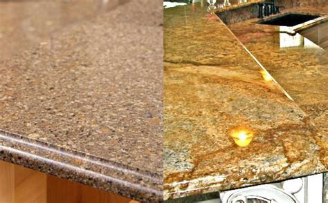 granite vs quartz the about granite countertops vs