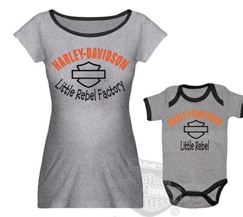 sissy shirt harley davidson baby clothes maternity set leather