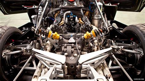 pagani engine 2013 pagani zonda revolucion engine hd wallpaper 25
